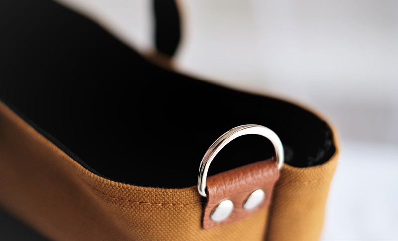 nunuバッグしごとーとお手入れ方法
