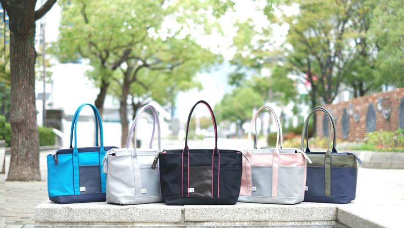 カジュアルで軽いA4お仕事バッグ・通勤バッグ【しごとーと】Nunu公式サイト